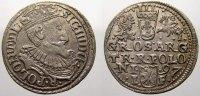 3 Gröscher 1 1597  IF Polen Sigismund III. 1587-1632. Selten in dieser ... 195,00 EUR  zzgl. 5,00 EUR Versand