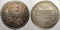 1/12 Taler (Doppelgroschen) 1687 Sachsen-Coburg Albrecht III. 1680-1699... 195,00 EUR  +  5,00 EUR shipping