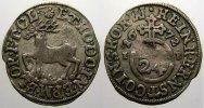 Groschen 1672 Stolberg-Wernigerode Heinrich Ernst 1645-1672. Selten. Se... 160,00 EUR  +  5,00 EUR shipping