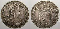 1/12 Ecu a la meche longue 1660  I Frankreich Ludwig XIV. 1643-1715. Se... 150,00 EUR  +  5,00 EUR shipping