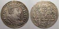 3 Gröscher 1 1596  IF Polen Sigismund III. 1587-1632. Vorzüglich mit Pr... 150,00 EUR  +  5,00 EUR shipping