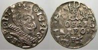 3 Gröscher 1 1597  IF Polen Sigismund III. 1587-1632. Selten. Sehr schö... 375,00 EUR free shipping