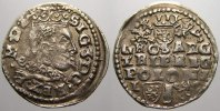 3 Gröscher 1 1596  IF Polen Sigismund III. 1587-1632. Selten. Vorzüglic... 150,00 EUR  +  5,00 EUR shipping