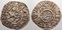 Reichsgroschen 1616 Pommern-Stettin Philipp II. 1606-1618. Übl. kleine ... 150,00 EUR  +  5,00 EUR shipping