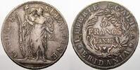 5 Francs An 10 1802 Italien-Subalpina (Piemonte)  Sehr schön+ mit schön... 295,00 EUR free shipping