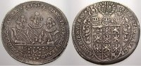 Brandenburg-Ansbach Taler Friedrich, Albert und Christian 1625-1634.