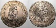 Doppelter Reichstaler  1632-1662 Haus Habsburg Erzherzog Ferdinand Karl... 1600,00 EUR free shipping