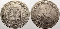 15 Kreuzer 1687  AI Nassau-Dillenburg Heinrich 1662-1701. Gelocht. Sehr... 250,00 EUR free shipping