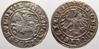 Halbgroschen (Zwitterfehlprägung) 1 1512 Polen-Litauen Sigismund I. 150... 250,00 EUR free shipping