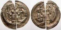 Brakteat  Quedlinburg, Abtei Anonym 13 Jahrhundert. Sehr schön  600,00 EUR kostenloser Versand