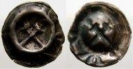 Hohlpfennig  1360-1371 Naumburg, bischöfliche Münzstätte Gerhard I. von... 400,00 EUR free shipping