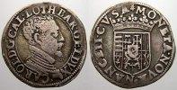 Teston 1545-1608 Frankreich-Lothringen Karl III. 1545-1608. Min. Randfe... 110,00 EUR  +  5,00 EUR shipping