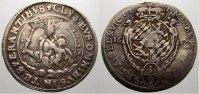 1/9 Taler 1657 Bayern Ferdinand Maria 1651-1679. Selten. Kl. Henkelspur... 375,00 EUR free shipping