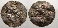 Denar  936-973 n. Chr. Köln, Königliche und Kaiserliche Münzstätte Otto... 275,00 EUR kostenloser Versand