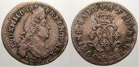 4 Sols aux 2 L couronnes (1/15 Ecu environ) 1694  D Frankreich Ludwig X... 175,00 EUR  +  5,00 EUR shipping
