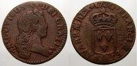 Cu Liard au buste enfantin 1720  BB Frankreich Ludwig XV. 1715-1774. Se... 125,00 EUR  +  5,00 EUR shipping