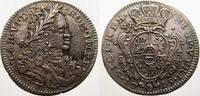 Carlino 1715  B Italien-Neapel Karl VI. von Österreich 1707-1734, 1703-... 295,00 EUR free shipping