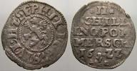 2 Schilling 1622 Pommern-Wolgast Philipp Julius 1592-1625. Selten. Sehr... 250,00 EUR