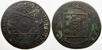 Cu Marke 1691 Haus Habsburg Leopold I. 1658-1705. Selten. Sehr schön  150,00 EUR  zzgl. 5,00 EUR Versand