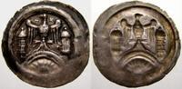Brakteat 1135-1176 Arnstein, Grafschaft Walter II. 1135-1176. Sehr selt... 1750,00 EUR free shipping