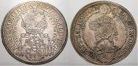 Taler 1667 Salzburg, Erzbistum Guidobald von Thun und Hohenstein 1654-1... 495,00 EUR free shipping