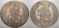 Taler 1672 Salzburg, Erzbistum Max Gandolph von Küenburg 1668-1687. Vor... 395,00 EUR free shipping