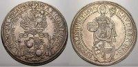 Taler 1680 Salzburg, Erzbistum Max Gandolph von Küenburg 1668-1687. Win... 450,00 EUR free shipping