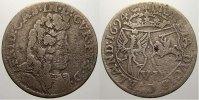 6 Gröscher 1 1694 Kurland Friedrich Casimir 1682-1698. Fast sehr schön  295,00 EUR free shipping
