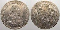 3 Gröscher 1 1764 Kurland Ernst Johann von...