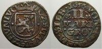 2 Mariengroschen 1656 Sayn-Wittgenstein-Hohenstein Johann 1634-1657. Vo... 395,00 EUR kostenloser Versand
