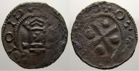 Denar 983-1002 Mainz, Königliche und kaiserliche Münzstätte Otto III. 9... 125,00 EUR  zzgl. 5,00 EUR Versand