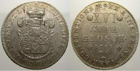 16 Gute Groschen 1781  MC Braunschweig-Wolfenbüttel Karl Wilhelm Ferdin... 150,00 EUR  +  5,00 EUR shipping