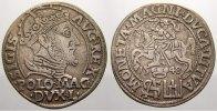 Litauer Groschen 1548 Polen-Litauen Sigismund August 1544-1572. Sehr sc... 225,00 EUR  +  5,00 EUR shipping