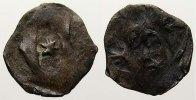 Denar 1428 Pommern-Stettin Kasimir VI 1413-1434, allein seit 1428. Sehr... 195,00 EUR  zzgl. 5,00 EUR Versand