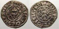 Kron-Ternare 1527 Polen Sigismund I. 1506-1548. Selten. Sehr schön  195,00 EUR  zzgl. 5,00 EUR Versand