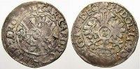 3 Kreuzer (Groschen) 16. 1600 Straßburg, Bistum Carl von Lothringen 159... 175,00 EUR  zzgl. 5,00 EUR Versand