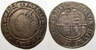 Sixpence 1571 Großbritannien Elisabeth I. 1558-1603. Fast sehr schön-se... 110,00 EUR
