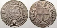 Ferding 1554 Livländischer Orden Heinrich von Galen 1551-1557. Min. Prä... 195,00 EUR