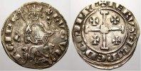 Grosso 1324-1359 Zypern Hugo IV, 1324-1359. Sehr schön  175,00 EUR  +  5,00 EUR shipping