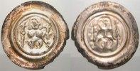 Brakteat  1221-1288 Sachsen-Meißen, markgräflich wettinische Mzst. Hein... 250,00 EUR free shipping