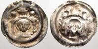 Brakteat  1192-1205 Magdeburg, Erzbistum Ludolf von Kroppenstedt 1192-1... 400,00 EUR free shipping