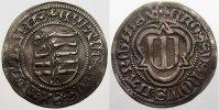 Spitzgroschen 1478 Sachsen-Markgrafschaft Meißen Kurfürst Ernst, Albrec... 110,00 EUR  +  5,00 EUR shipping
