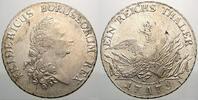Taler 1779  A Brandenburg-Preußen Friedrich II. 1740-1786. Min. Schrötl... 350,00 EUR free shipping