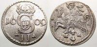 Doppeldenar 1609 Polen-Litauen Sigismund III. 1587-1632. Selten. Vorzüg... 400,00 EUR free shipping