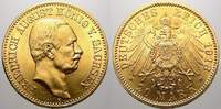 20 Mark (Gold) 1913  E Sachsen Friedrich August III. 1904-1918. Fast st... 750,00 EUR kostenloser Versand