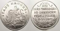 Silberabschlag vom Dukat 1792 Pfalz, Kurlinie Karl Theodor 1742-1799. S... 125,00 EUR  +  5,00 EUR shipping