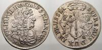 6 Gröscher 1 1683  HS Brandenburg-Preußen Friedrich Wilhelm, der Große ... 125,00 EUR  +  5,00 EUR shipping