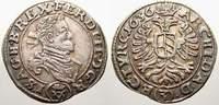 3 Kreuzer (Groschen) 1636 Haus Habsburg Fe...