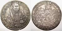 Taler 1567 Pfalz, Kurlinie Friedrich III. 1557-1576. Kl. Schrötlingsfeh... 1750,00 EUR free shipping