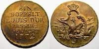 Messingpassiergewicht zu einem doppeltem Louis d'o 1772 Brandenburg-Pre... 125,00 EUR